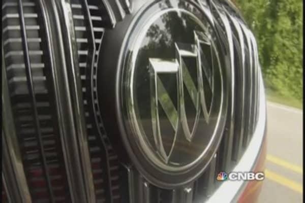Tesla & Buick among top auto picks
