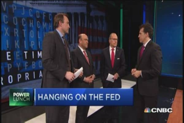 Media's obsession over Fed language