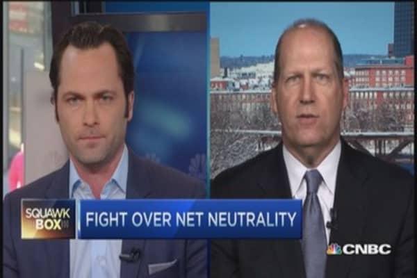 Great net neutrality debate