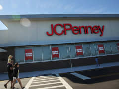 The newly opened J.C. Penney store is viewed at the Gateway Center Mall in Brooklyn