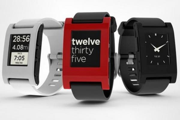 Pebble's latest smart watch