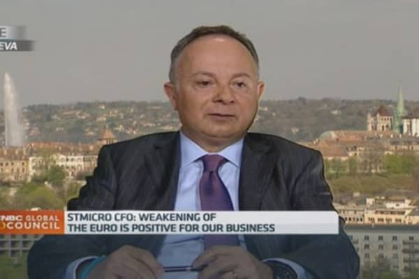 'Resurgence' of US investors in Europe: CFO