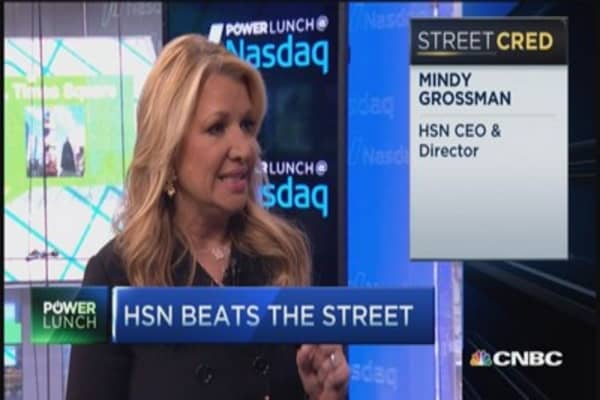 HSN growth in every category: CEO