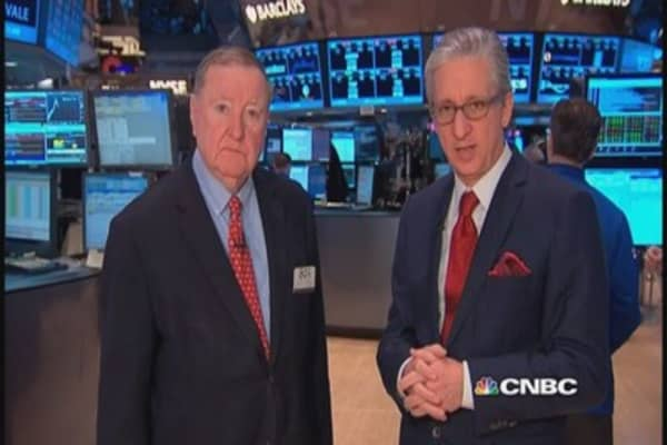 Cashin says: Tiptoeing into March