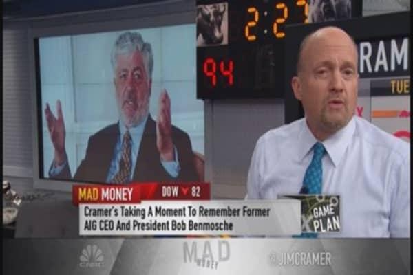 Netflix, Buffett & jobs next week: Cramer