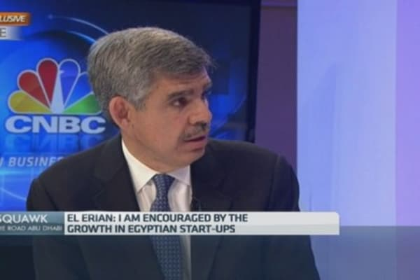 Value liquidity in 2015: El Erian