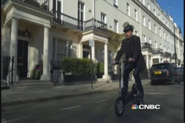 Why is Ford getting into bicycle business?
