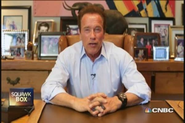 #Ask Warren: Arnold Schwarzenegger