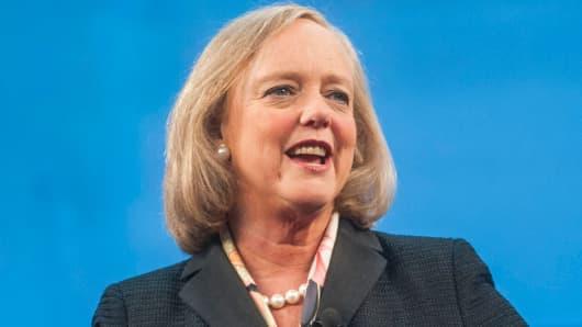 Meg Whitman, CEO, Hewlett-Packard