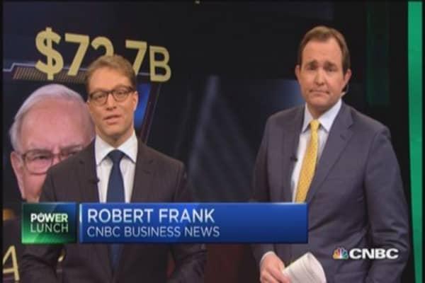 Gates, Slim & Buffett among world's richest people