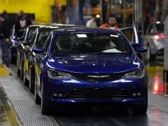 Fiat Chrysler assembly plant