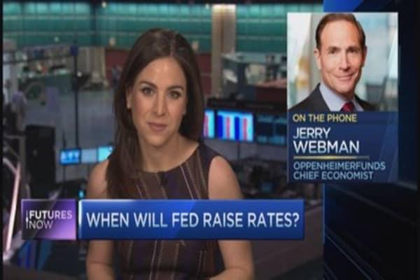 Economist: Predicting Fed¿s next move a fool¿s errand