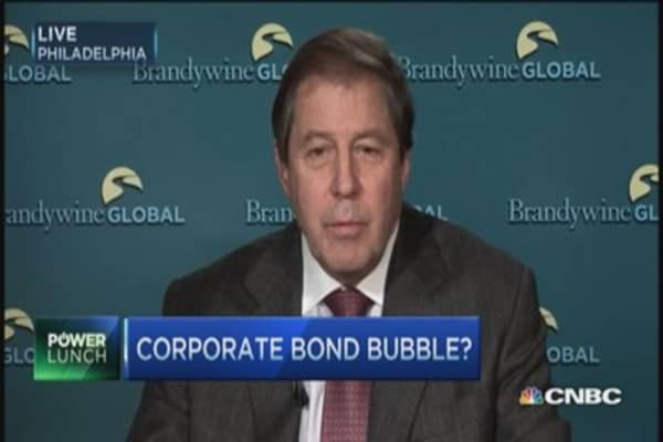 Don't see bubble in corporate bonds: pro