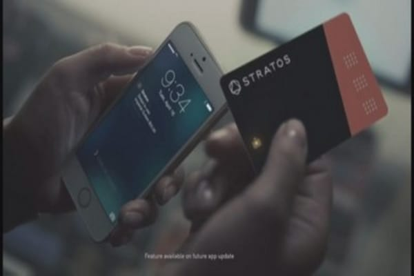 The super credit card