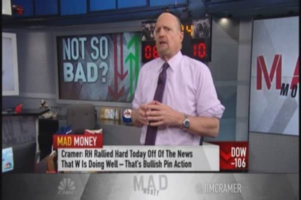 Cramer dishes real-life battlefield commentary