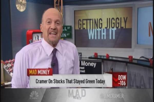 Cramer: Best of biotech