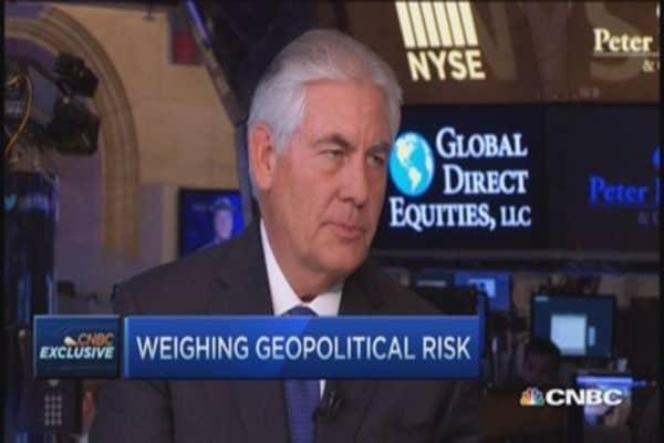 XON's global risk factor