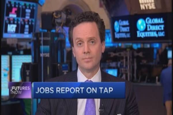 LaVorgna: Prepare for strong jobs report