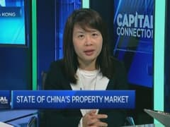 Time to get back into China's property space?