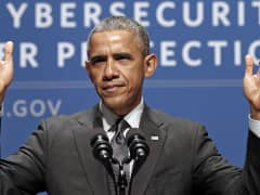 Barack Obama at cybersecurity summit