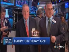 Happy Birthday Art Cashin!