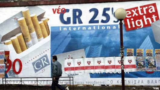 New cigarette packs Maryland