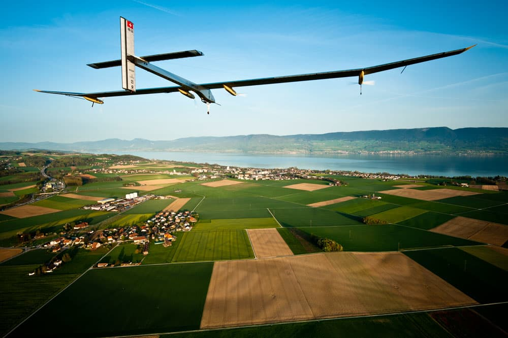 Solar Impulse - 9th Leg from Hawaii to San Francisco