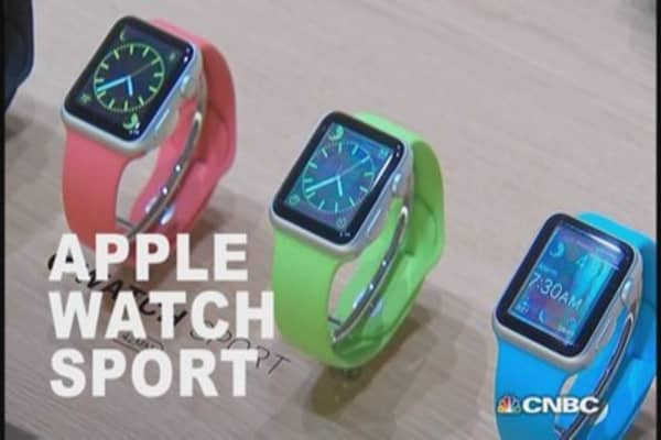 The Apple Watch and new Macbook: By the numbers