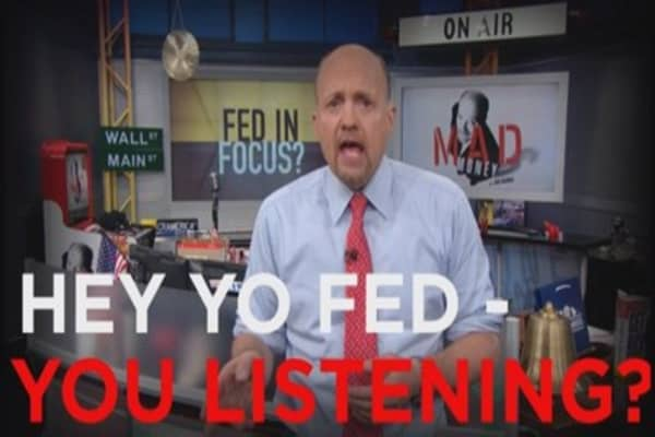 Cramer: The Fed still knows nothing