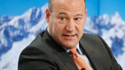 Gary Cohn, Goldman Sachs