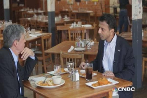 Is Gov. Jindal too conservative, or not conservative enough?