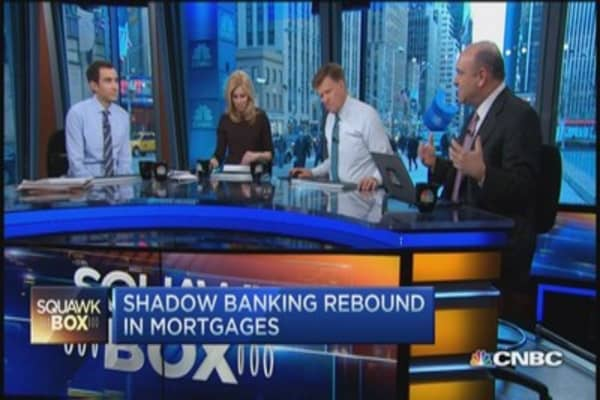 What you should know about shadow banking