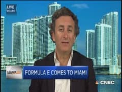 Formula E comes to US