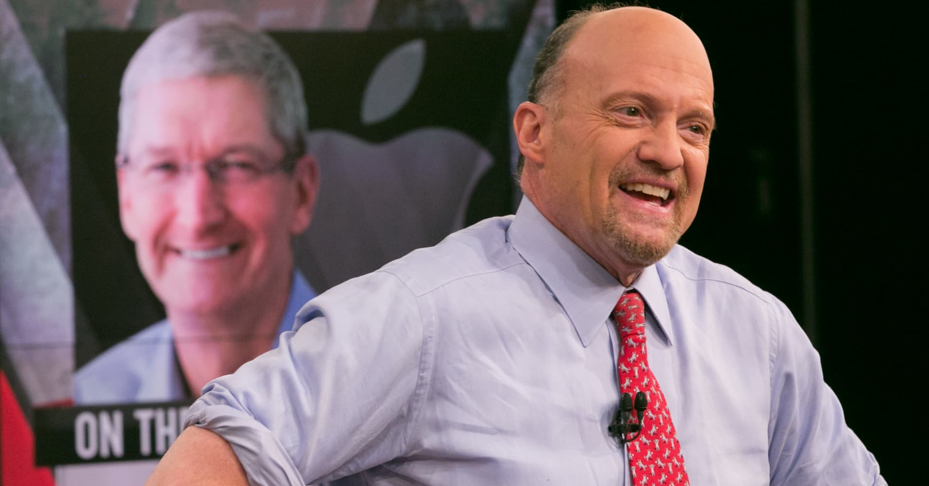 Cramer Remix: The Shocking Mystery Behind Facebook & Apple