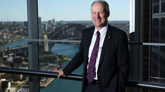 Richard Goyder, chief executive officer and managing director of Wesfarmers.