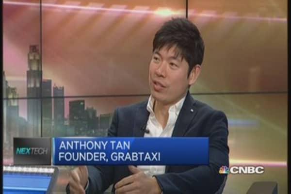 GrabTaxi: Here's why Softbank invested in us