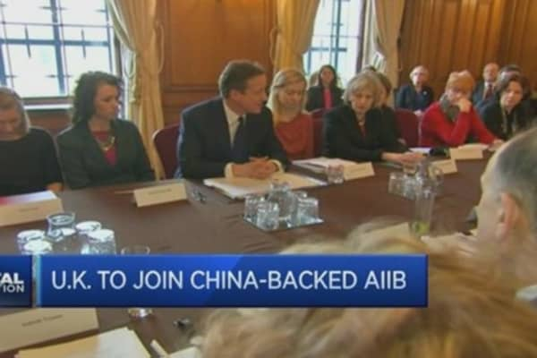 China-backed AIIB won't be a rival: IHS