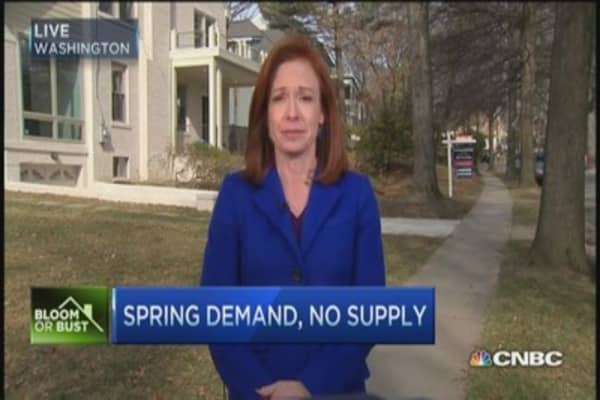 Spring housing: Bloom or bust