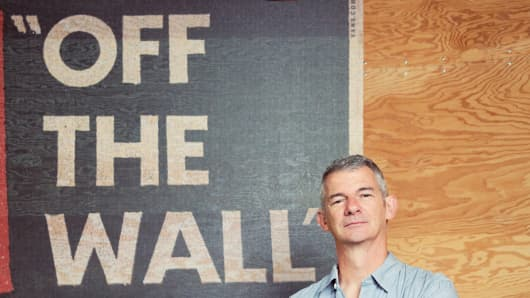 Kevin Bailey, President of VF Actions Sports and Vans.