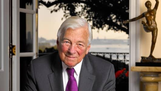 The late John C. Whitehead