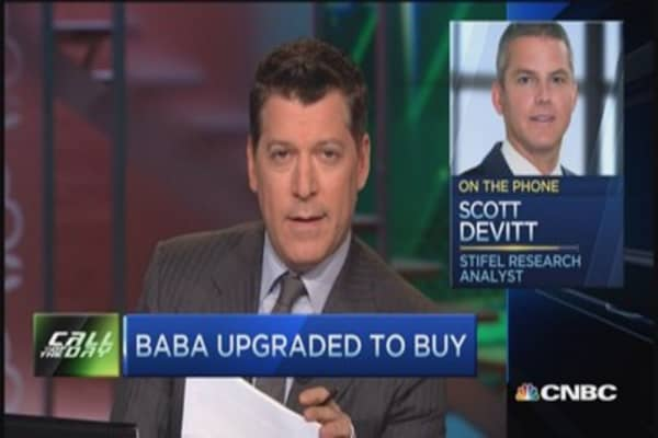 BABA upgraded to buy; lockup a coin toss: Analyst