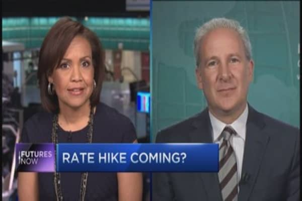 Forget 'patience,' QE 4 is coming: Peter Schiff