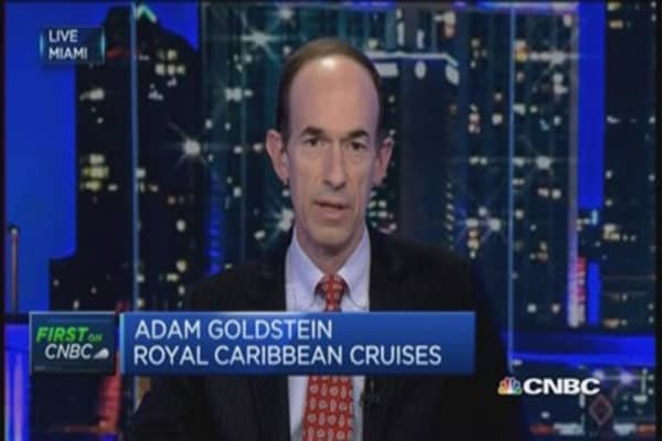 Guess who's leading growth in Asia's cruise market?