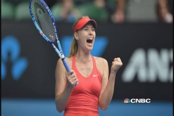 CNBC Meets: Maria Sharapova