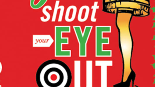 Beer Label Madness 2015 - South - Yule Shoot Your Eye Out