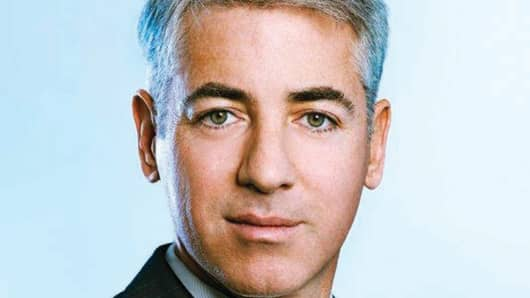 Bill Ackman headshot