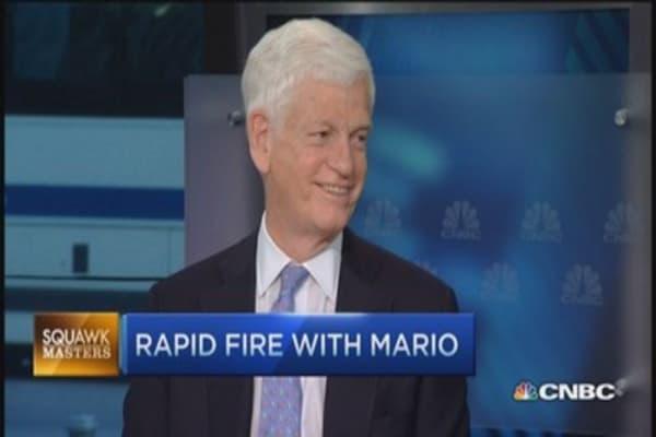 'Super Mario's' rapid fire picks