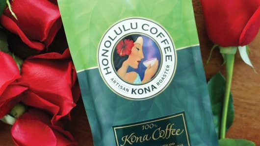 Honolulu Coffee Kona