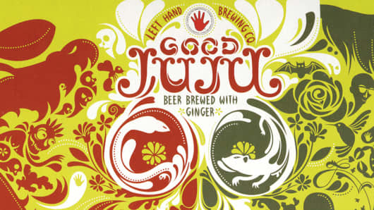 Left Hand Brewing Good JuJu