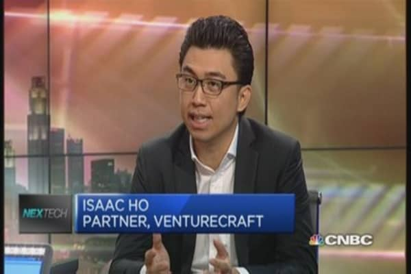 The startups that Singapore's VentureCraft likes
